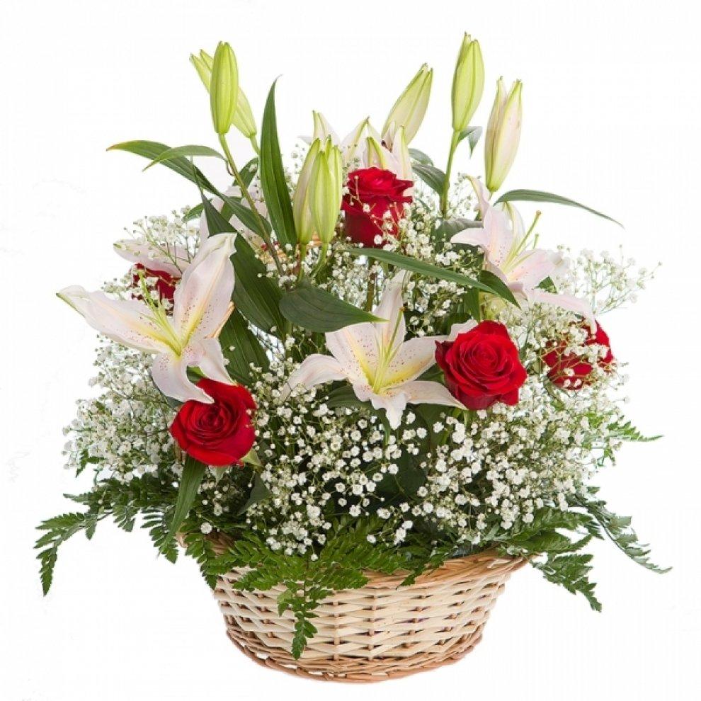 İzmit Çiçek sepeti