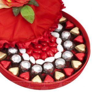 sevgililer günü çikolata servisi