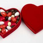 sevgiliye çikolata