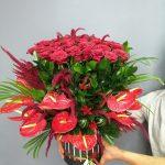 Acıbadem Hastanesine Çiçek Siparişi
